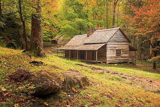 Mountain Home by Peg Runyan