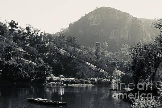 Mountain Lake by Katherine Erickson