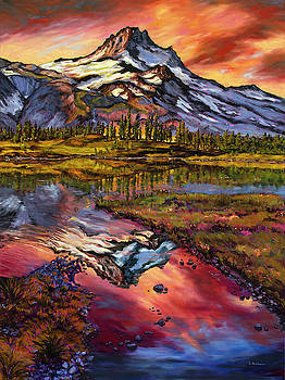 Mountain Magic by Rebecca Baldwin