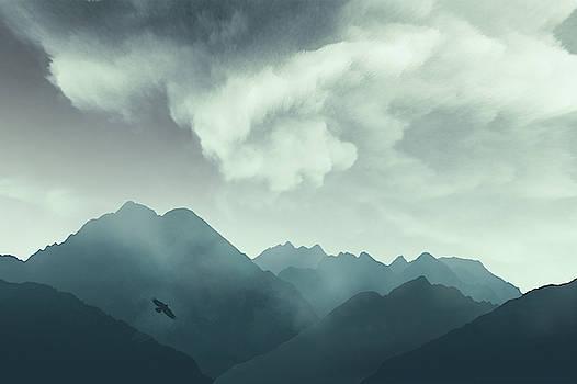 Mountain Shapes by Dirk Wuestenhagen