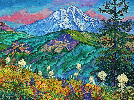 Mountain Splendor by Rebecca Baldwin