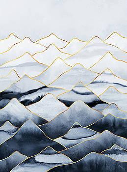Mountains by Elisabeth Fredriksson