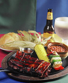 Mouthwatering Ribs by Warren Gale