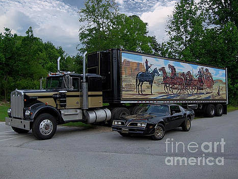 Dale Powell - Movie Icon - Smokey and Bandit