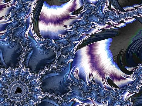 Moving Crystal 2 by Maria Keady