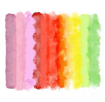 Tina Lavoie - Ms. Poppy Color Palette