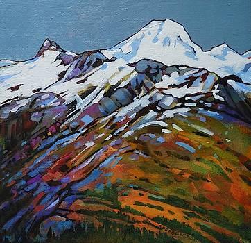 Mt. Baker, Washington by Catherine Robertson