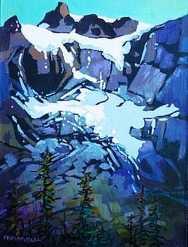 Mt. Shuksan, North Cascades National Park, Whatcom County, WA by Catherine Robertson
