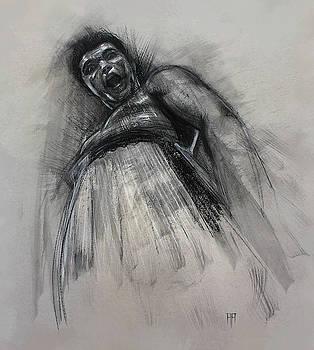 Muhummad Ali by Alex Ruiz