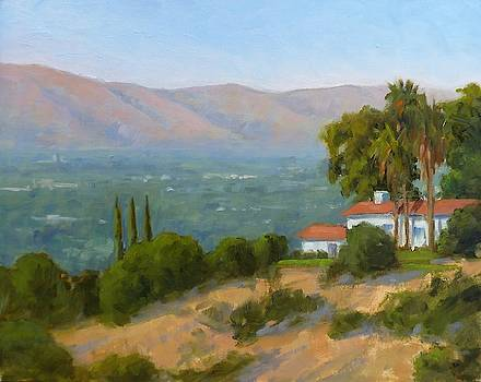 Mulholland View by Sharon Weaver