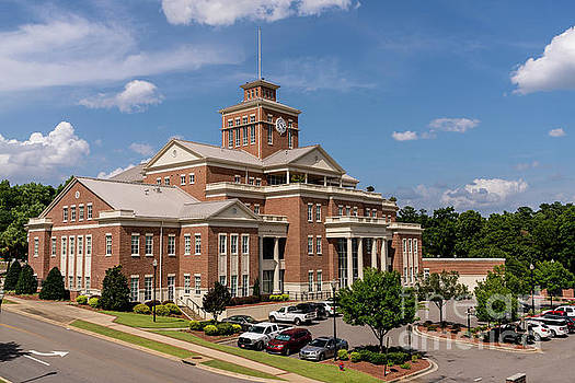 Municipal Building - North Augusta SC by Sanjeev Singhal