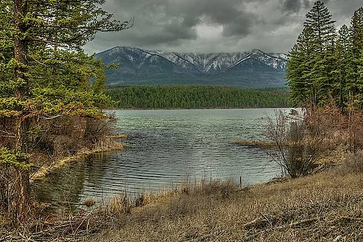 Murphy Lake in Spring by Constance Puttkemery