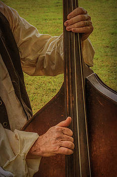 Musician 1370 by Guy Whiteley