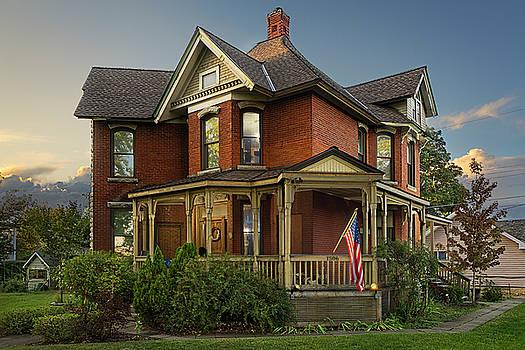 Muzzy Mansion by David Sams
