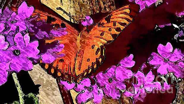 My Beautiful Butterfly by Gardening Perfection