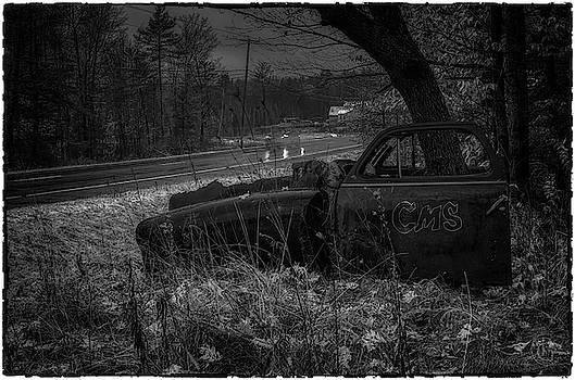 My Car 1 by Patrick Groleau