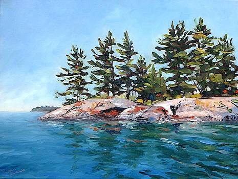 My Georgian Bay by Monica Ironside