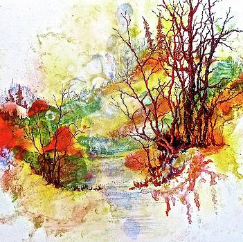 My Imaginary Realm by Carolyn Rosenberger