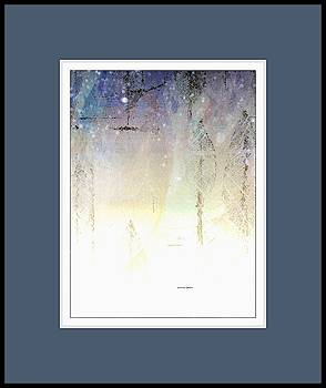 My Impression of a Winter's Night by Lenore Senior