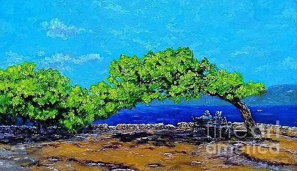 My Love for Hydra Island by Amalia Suruceanu
