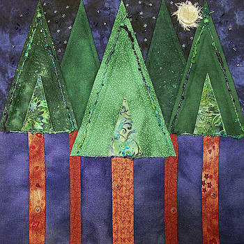 My Love is a Pine Tree by Pam Geisel