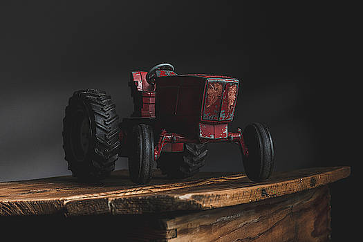 My Toy Tractor by Bruce Davis