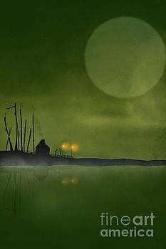 Benjamin Harte - Mysterious Lake