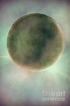 Benjamin Harte - Mysterious Planet