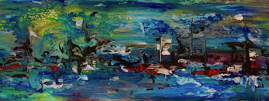 Abstractions of Art - SOLD by iRMA Bijdemast