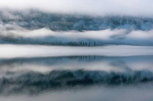 Mystic Blue by Joy McAdams