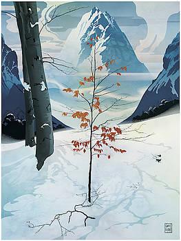 Garth Glazier - Mystic Mountain Christmas
