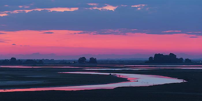 Mystical river by Davor Zerjav