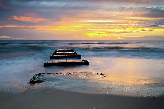 Nags Head Sunrise by Mike O'Shell