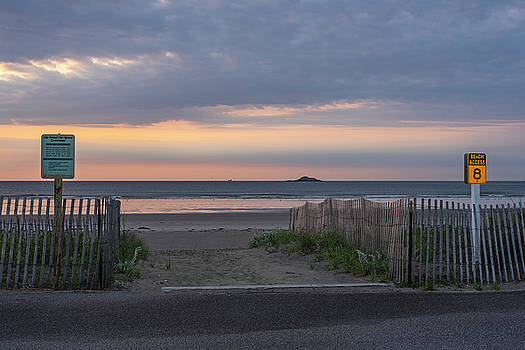 Toby McGuire - Nahant Beach Access 8 to Egg Rock Nahant MA Sunrise