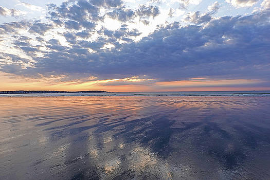 Toby McGuire - Nahant Beach Sunrise Reflection Nahant MA