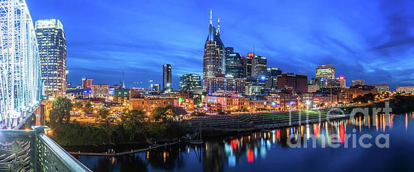 Nashville Night by David Smith