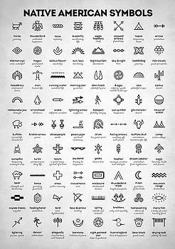 Native American Signs by Zapista Zapista