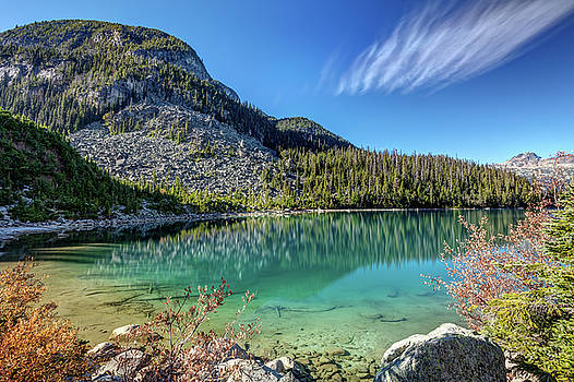 Natural Splendor of the Joffre Lakes by Pierre Leclerc Photography