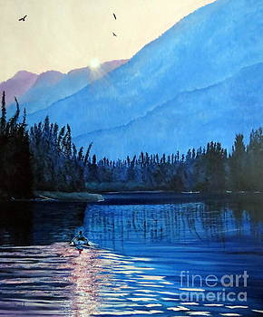 Nature Feels by Marilyn McNish