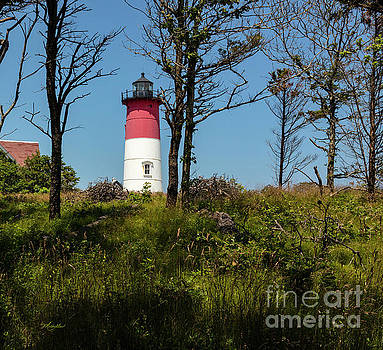 Michelle Constantine - Nauset Lighthouse on the 4th of July