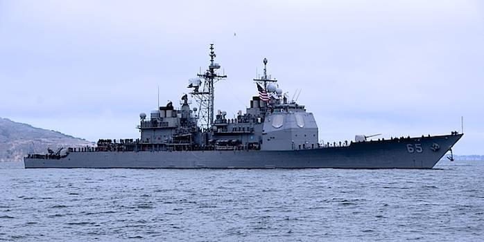 Navy Strength by Eric Tressler