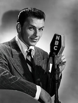 N B C Frank Sinatra by Daniel Hagerman