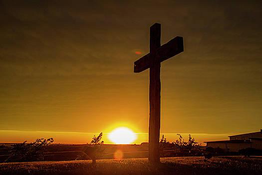 Dale Kaminski - Nebraska Mammatus Sunset 010