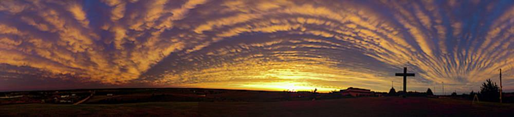 Dale Kaminski - Nebraska Mammatus Sunset 017