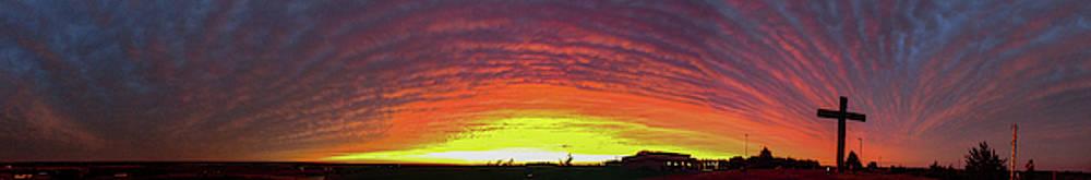 Dale Kaminski - Nebraska Mammatus Sunset 024