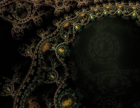 Necklace Of The Universe by Elena Ivanova IvEA