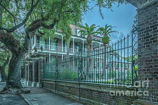 Neoclassical Single House - Charleston South Carolina by Dale Powell