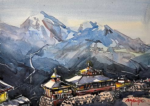 Nepal 2 by Ugljesa Janjic