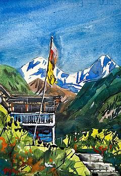 Nepal 3 by Ugljesa Janjic