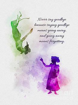 Never Say Goodbye by My Inspiration